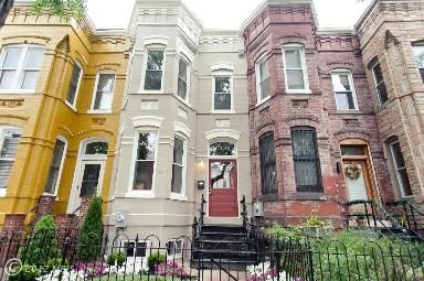 Capitol Hill Rowhouses and townhouses in Washington DC Real Estate