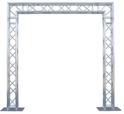 Rent our 10 x 10 Truss Package today and light your event in style!  sc 1 st  Pinterest & 20 best Lighting Truss images on Pinterest | Exhibition stands ... azcodes.com