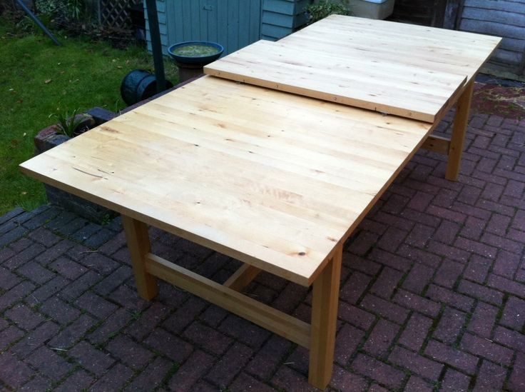 Ikea norden table staining google search dining room pinterest tables group and search - Table ikea norden ...