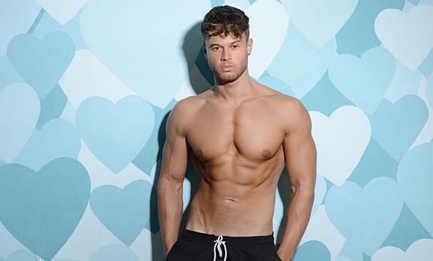 """Who is Alex Beattie? The new Love Island contestant has a major crush on """"gorgeous"""" Montana"""
