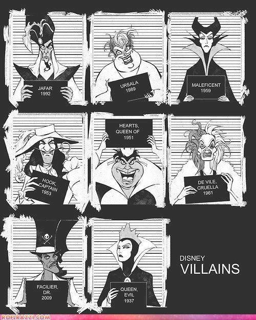 Disney Villain