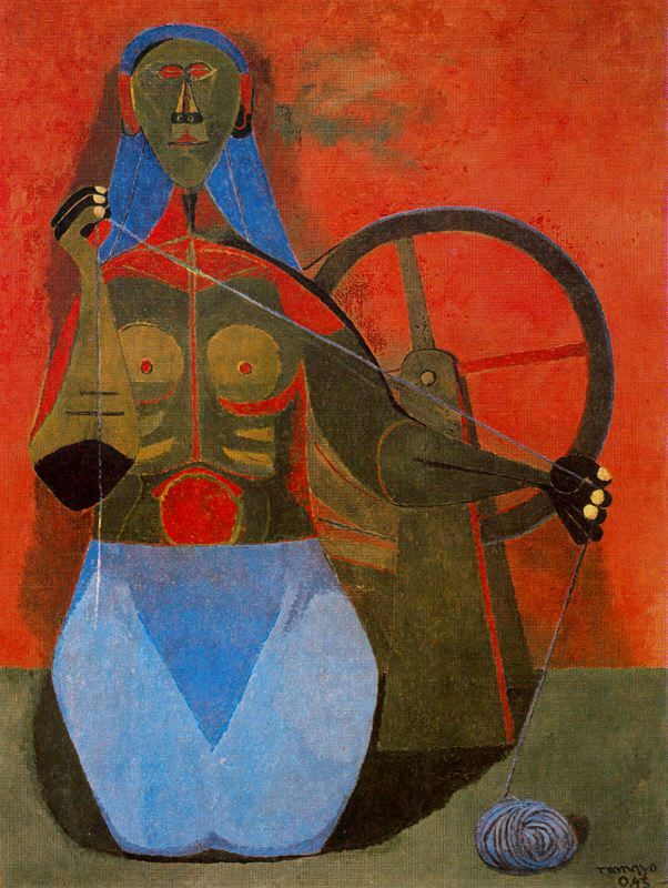 Mexican Art - Rufino Tamayo