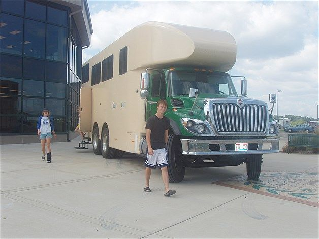 Amazing Two Story Luxury Motorhomes Luxury 2 Floor Private Motor Coach For
