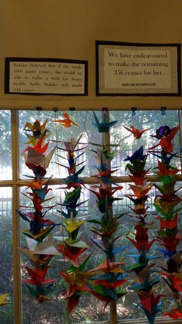 sadako and the thousand paper cranes pdf book