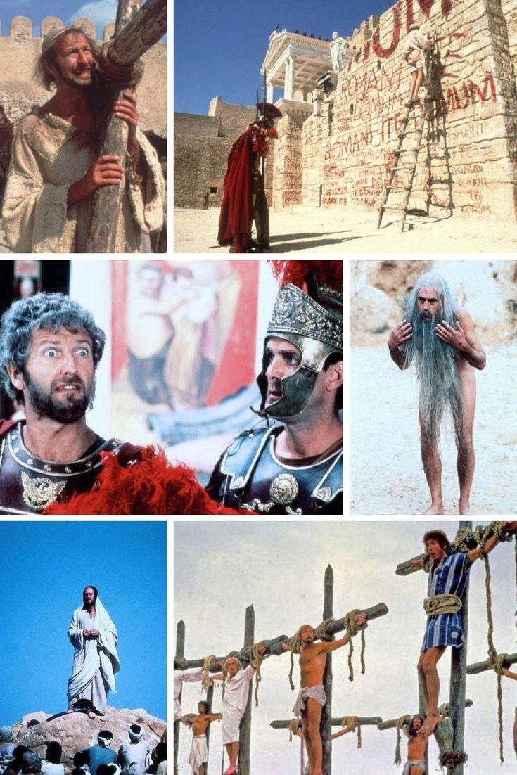 Der Kultfilm der Monty Python-Truppe lästert und ulkt über Römer, Sekten  und Entertainment