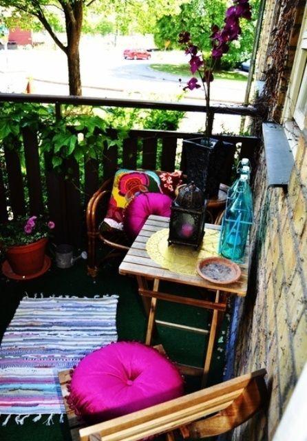 1000+ images about Décoration pour petit balcon on Pinterest