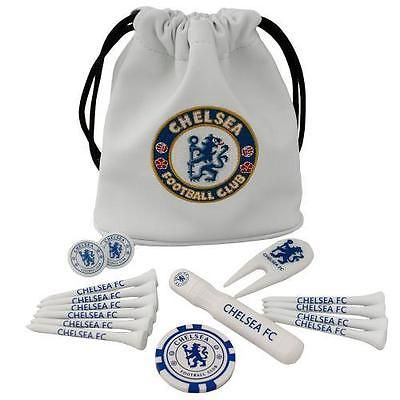 #Chelsea fc tote bag golf #golfer gift set tees ball #marker etc,  View more on the LINK: 	http://www.zeppy.io/product/gb/2/351273226004/