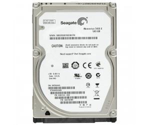 "Seagate Momentus 5400.6 Series - 500GB 2.5"" Internal HDD"