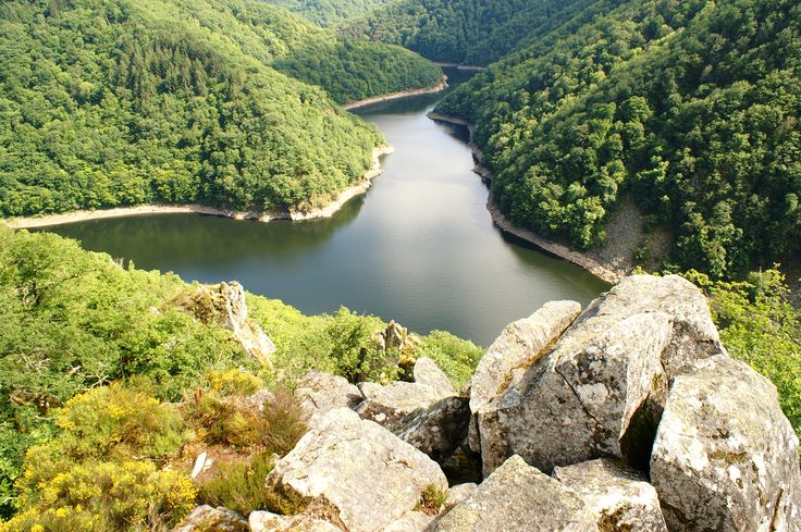 De Gorges de la Dordogne, vlakbij Domaine de Mialaret www.lemialaret.com