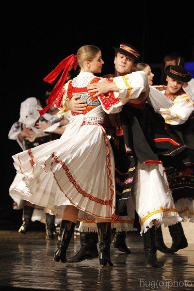 Slovak folk dance.