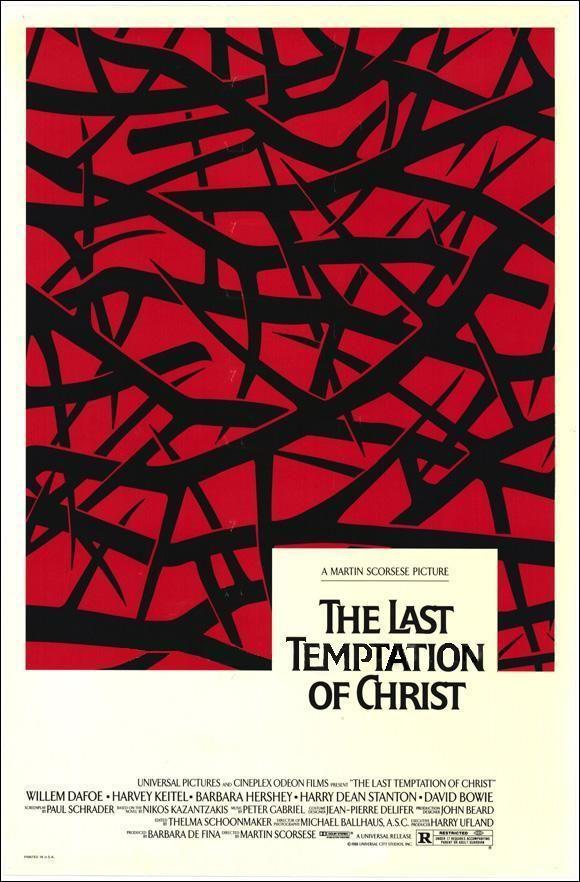The Last Temptation of Christ (1988) - (Martin Scorsese)