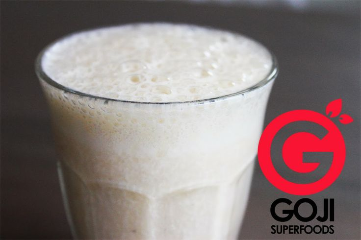 Anti-kater Superfood shake... - Blog | Goji Superfoods