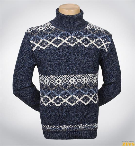 Купить свитер мужской большого размера