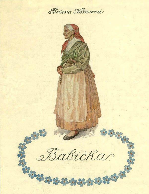 babička božena němcová