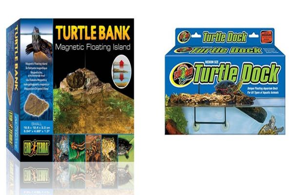 Migliori modelli di isola galleggiante per tartarughe acqua dolce, in misure adatte a tutti i modelli di tartarughiera. Scopri i prezzi.