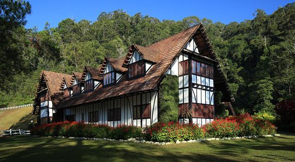 Hotel Terbaik Di Cameron Highlands