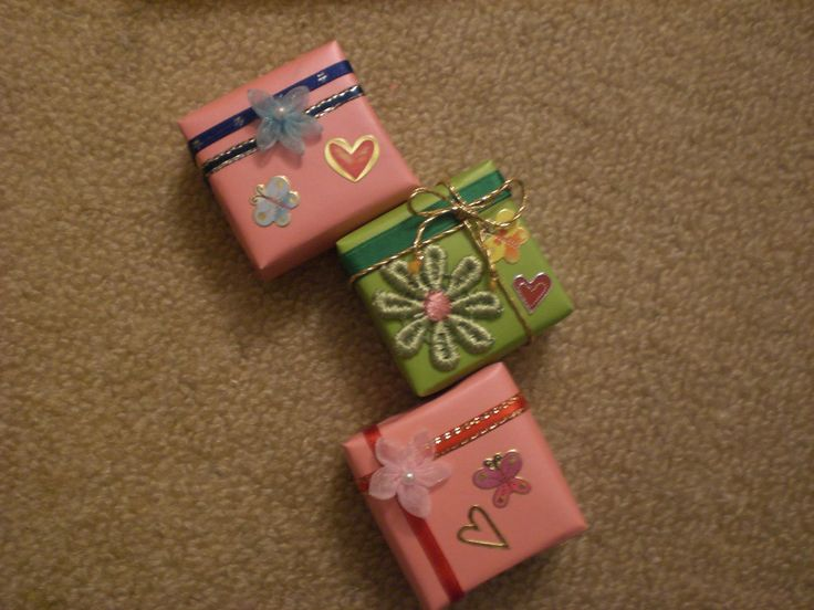 My Little boxes