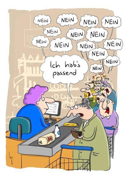 SPAM Cartoons Mario Lars Achtung, Rentner - Bild 2 - SPIEGEL ONLINE - Spam