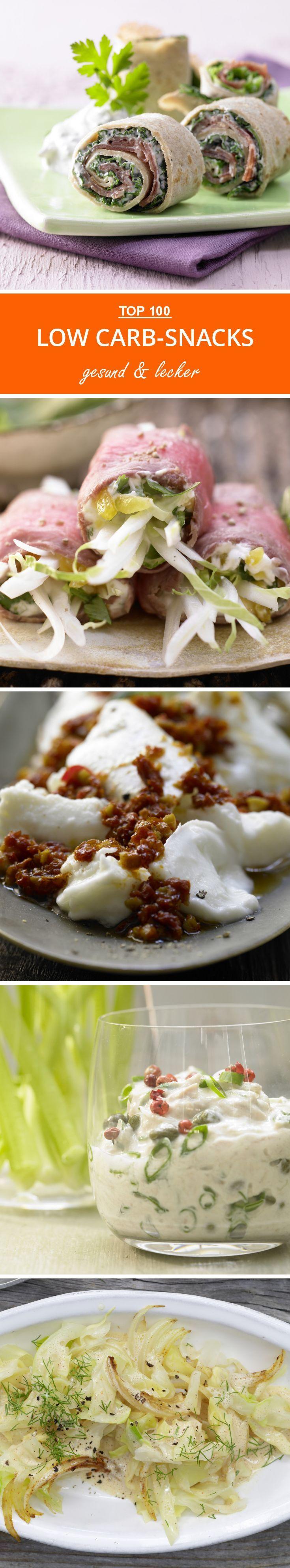 Low Carb-Snacks | eatsmarter.de