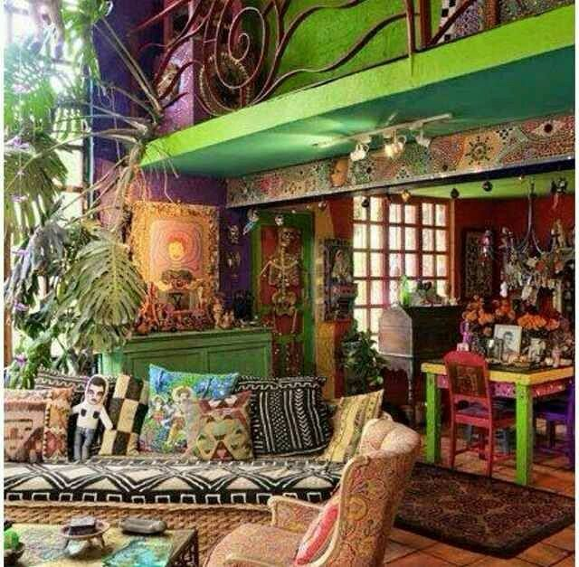25 best ideas about gypsy room on pinterest boho room - Funky decorating ideas for living rooms ...