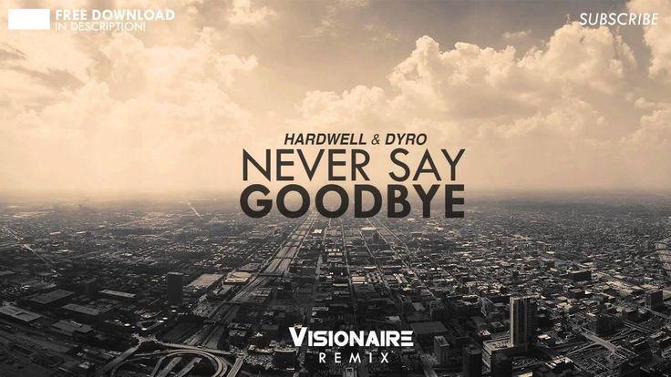 Never Say Goodbye- HARDWELL