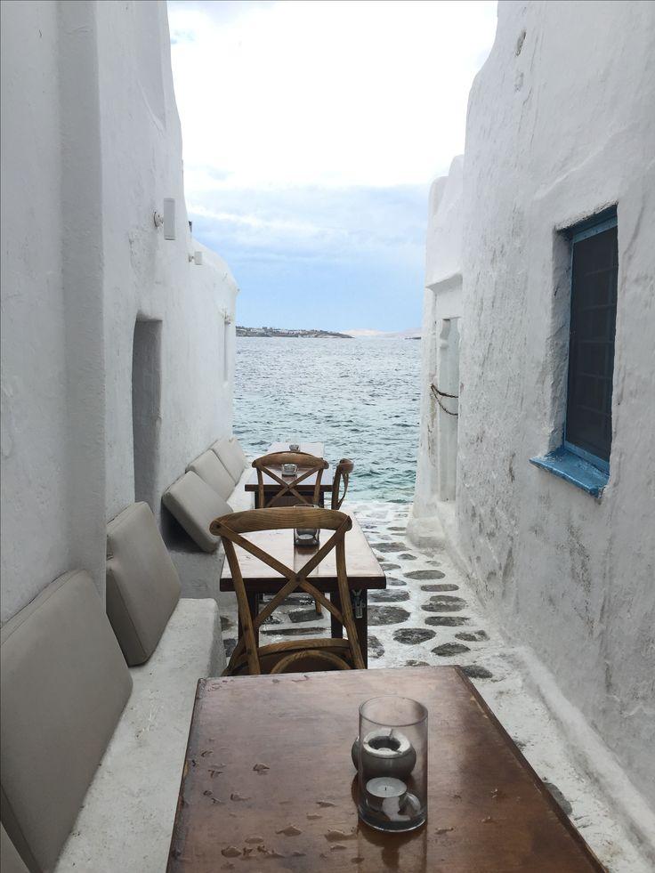 Mykonos, Greece, Kastros