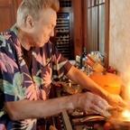 Cooking with Christopher Walken from Christopher Walken, Richard Belzer, Danny Jelinek, Ryan Perez, Funny Or Die, Jordan Gilbert, and Kevin Oeser