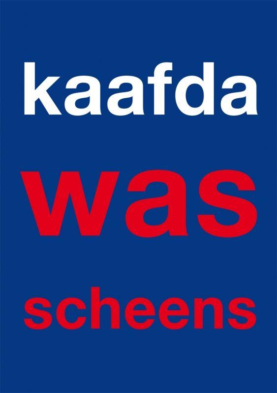 Doppelkarte: kaafdawas...