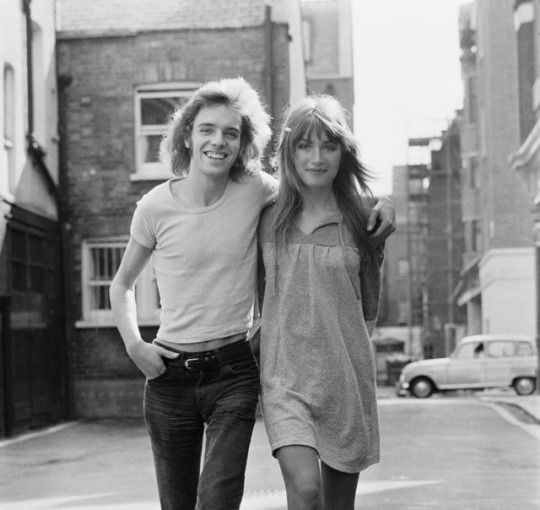 peter frampton and his girlfriend later his wife mary