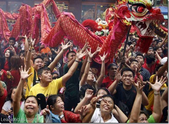 El Año Nuevo chino comienza con malos augurios - http://www.leanoticias.com/2015/02/19/el-ano-nuevo-chino-comienza-con-malos-augurios/
