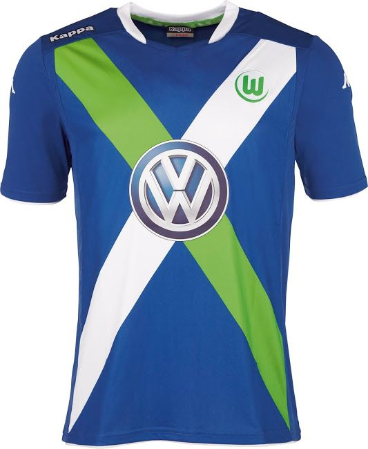 VfL Wolfsburg Third Kit