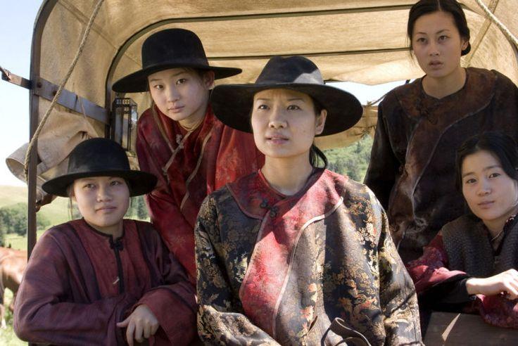 broken trail movie | broken trail 2 olivia cheng caroline chan jadyn wong gwendoline