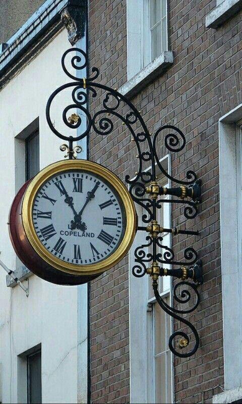 40 Best Clocks Mantle Antique Images On Pinterest Wall