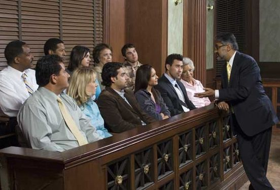 If you feel it necessary to represent yourself for a jury trial, you must first understand that it could seem a bit cumbersome than just facing a judge.