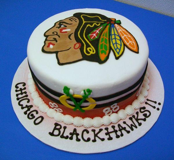 1000+ Ideas About Hockey Birthday Cake On Pinterest