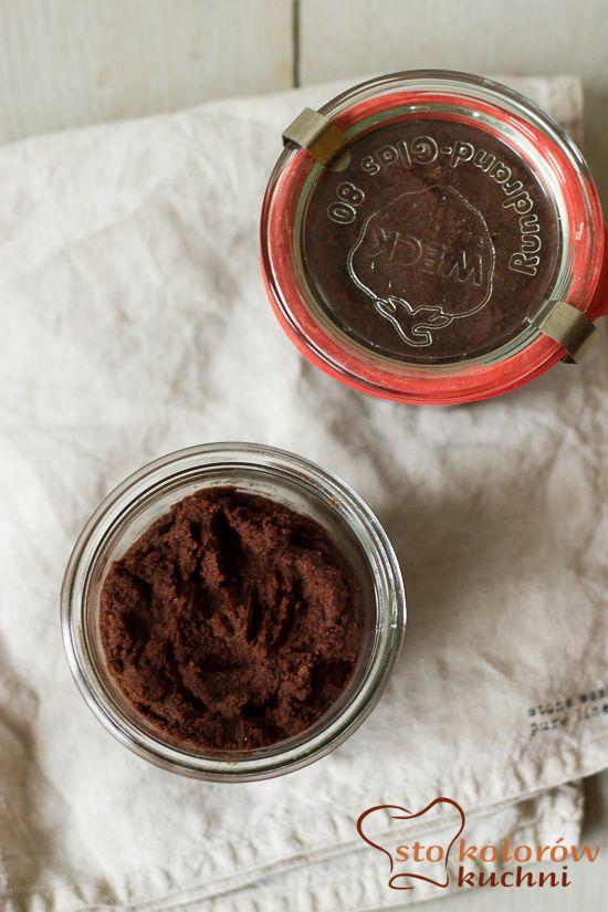 sto kolorów kuchni: Krem czekoladowy z cieciorki