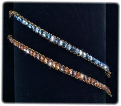 Free Bead Patterns and Ideas : Tennis Bracelet Pattern - Free Pattern