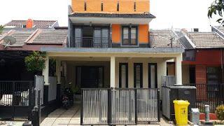 Home Sweet Home: Dijual Rumah Minimalis The Address Cibubur
