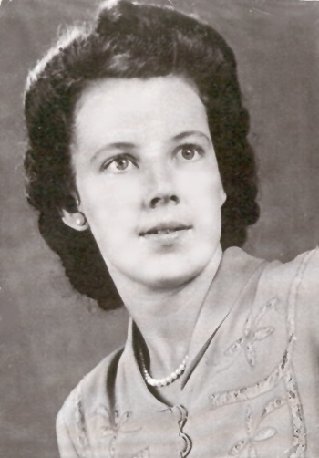 Our beautiful grandmother as a young woman, Mavis Amy Wilsenach (nee du Plessis)
