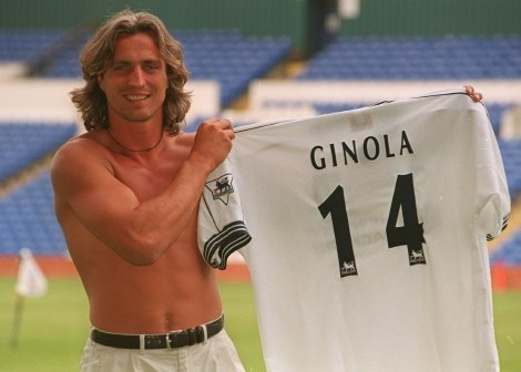 David Ginola . . . the reason why I started to like football . . . :)