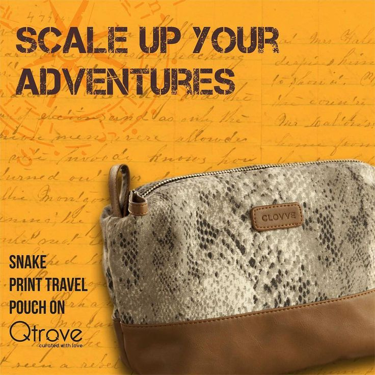 https://www.qtrove.com/products/snake-print-with-tan-faux-leather-travel-cosmetic-pouch We are your virtual flea market. Discover a world of curated products from handpicked vendors. Need we say more :) https://www.qtrove.com/products/snake-print-with-tan-faux-leather-travel-cosmetic-pouch