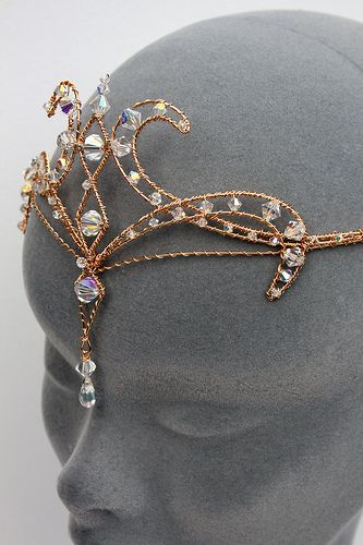 Indian Princess Circlet (side)