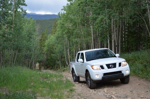 2012 #Nissan #Frontier #PRO-4X gets back to basics