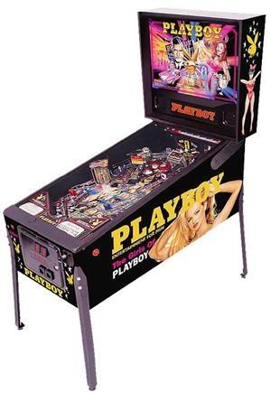 PLAYBOY pinball machine by STERN Pinball, Inc.
