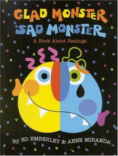 books about feelings for preschoolers connects a color to an emotion and each page has a 542