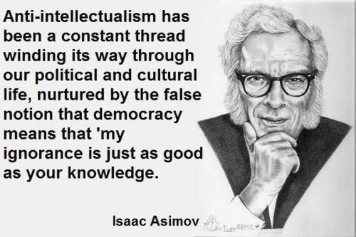 Image result for asimov opinion