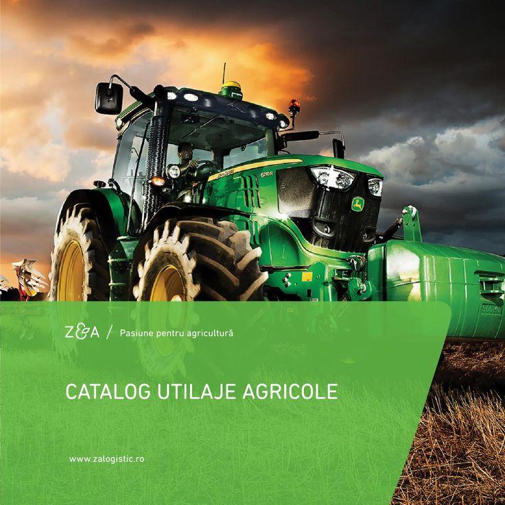 Suntem deosebit de mândri să îți prezentăm cel mai nou catalog de utilaje agricole incluse în oferta noastră. Aruncă o privire ▼