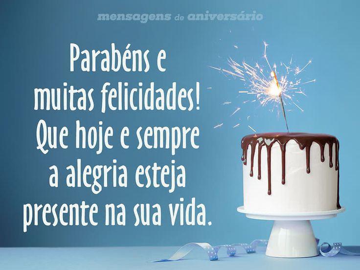 132 Best Images About Aniversário Parabéns On Pinterest: 511 Best #Parabéns .... Images On Pinterest