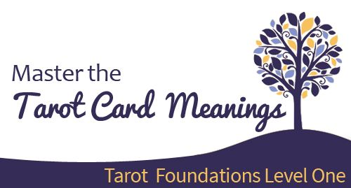 Master the Tarot Card Meanings Online Course Biddy: excellent approach; best I've seen