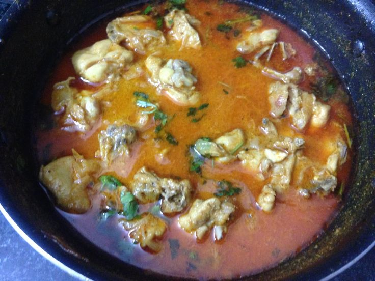 Simple Chicken Curry Recipe With Yogurt - Chicken Recipes